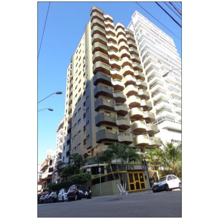 Apartamento com área útil de 161,51 m²