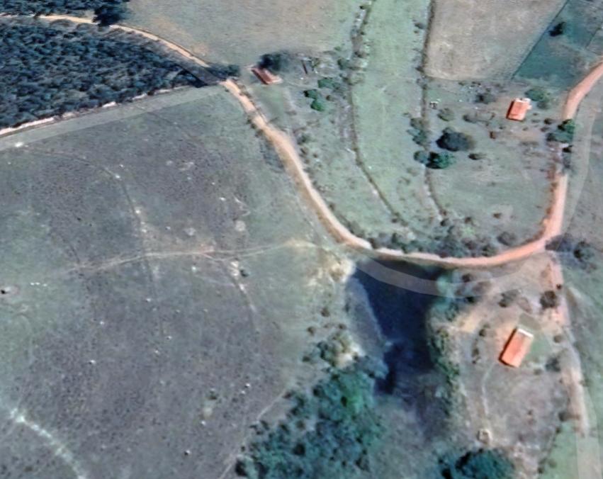 Área de 29,92 ha