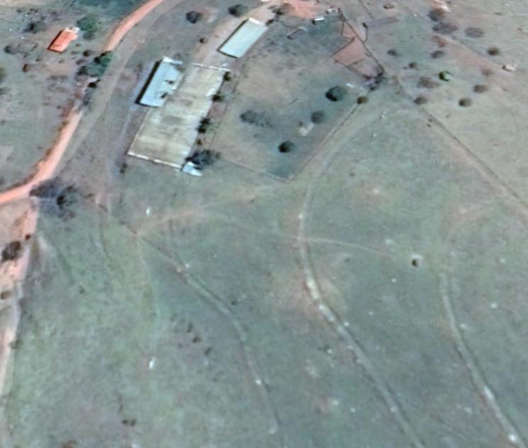 Gleba de terras com área de 85,90 ha
