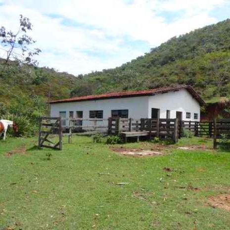 Área Agrícola com 242 ha