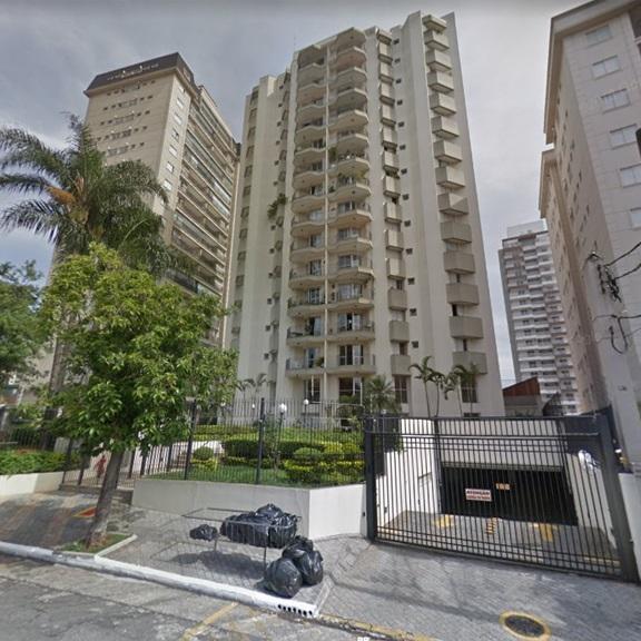 Apartamento com área total de 148,430m²