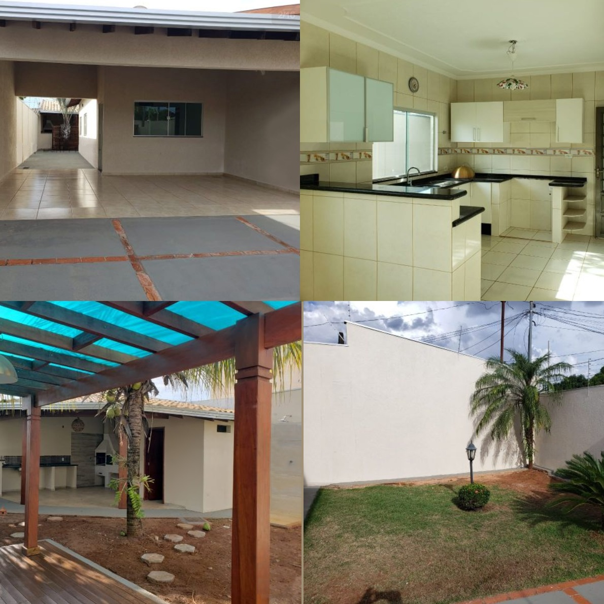 Casa com área de 125,71 m²