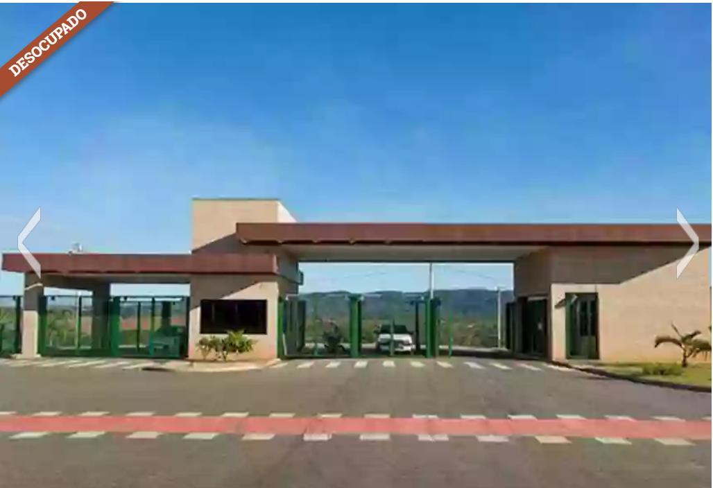 Terreno com área de 525,00 m²