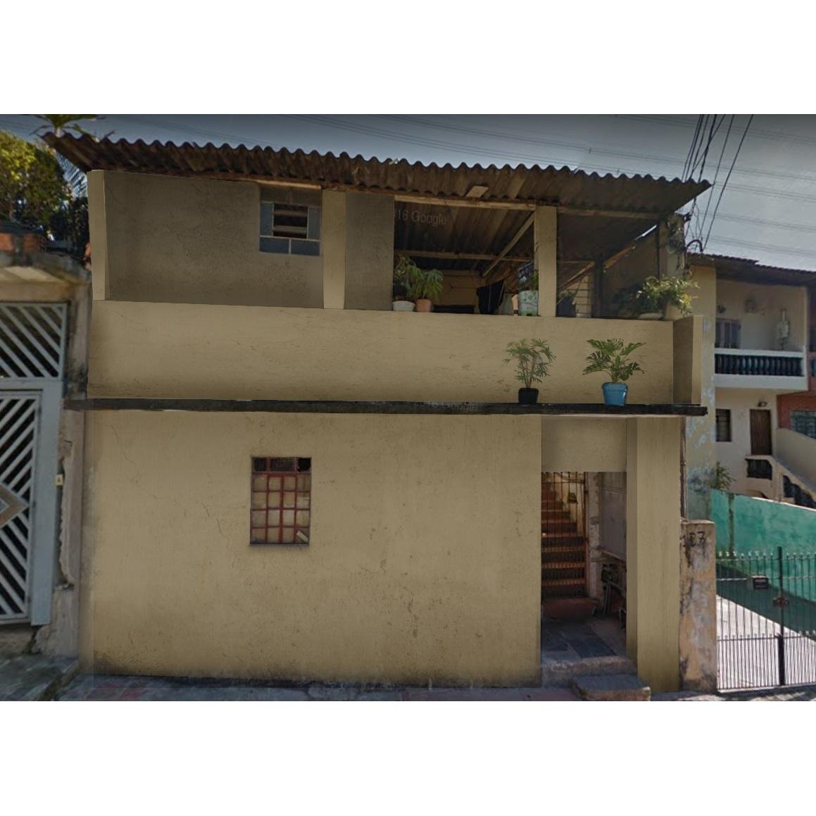 Casa com 127,40 m² de área construída no Butantã