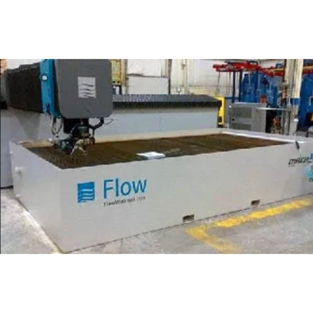 Máq. de corte a jato de água MACH4 (Hiperjet - 100 HP Mod. M4 4020B XD)