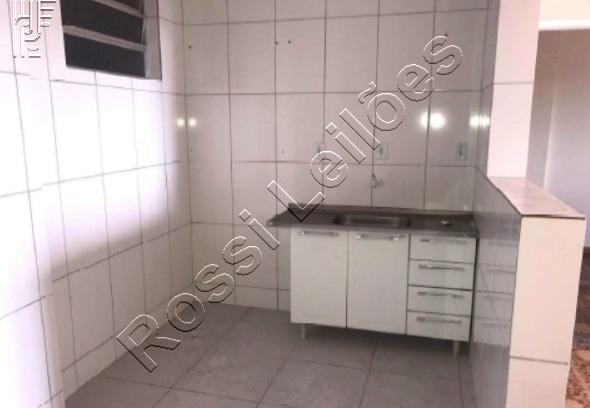 Apartamento com área construída de 72,04 m² em São Vicente/ SP