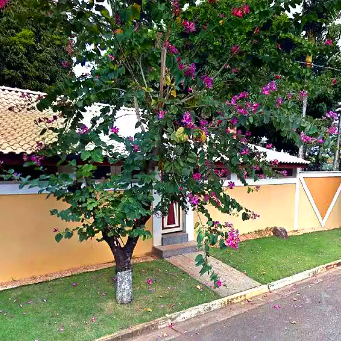 Casa em terreno de 2.700 m²