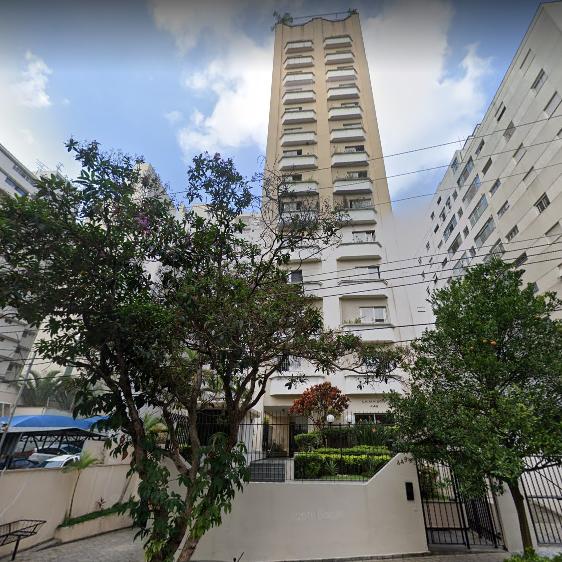Apartamento com área total de 182,90m² na Liberdade