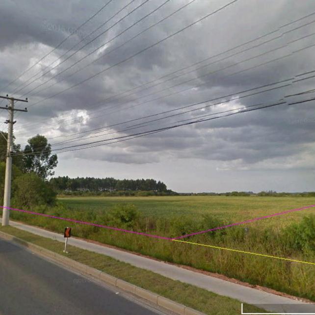 TERRENO com área de 10 ha em PELOTAS/ RS