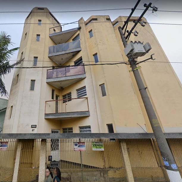 Apartamento com área privativa de 85,02 m²