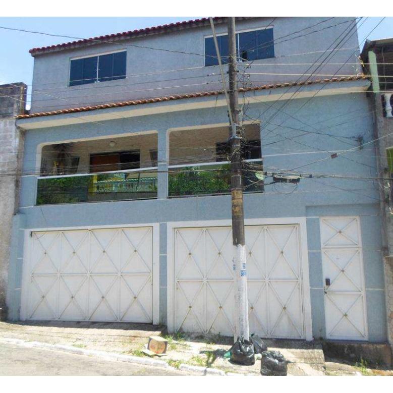 Casa com  área de 250 m²