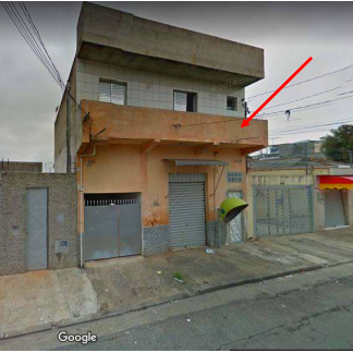 Casa com área de 240 m² em São Paulo/SP
