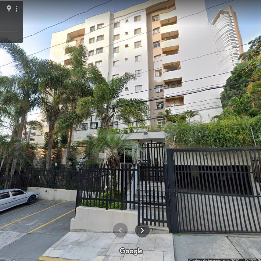 Apartamento com área total de 105,78m²