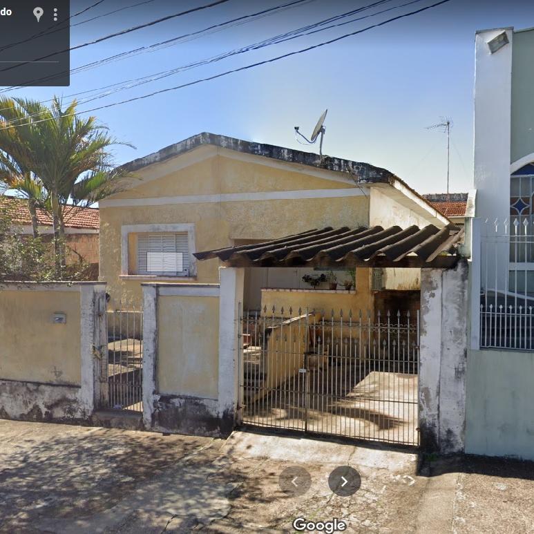 Casa em Limeira com área total de 256,25 m²