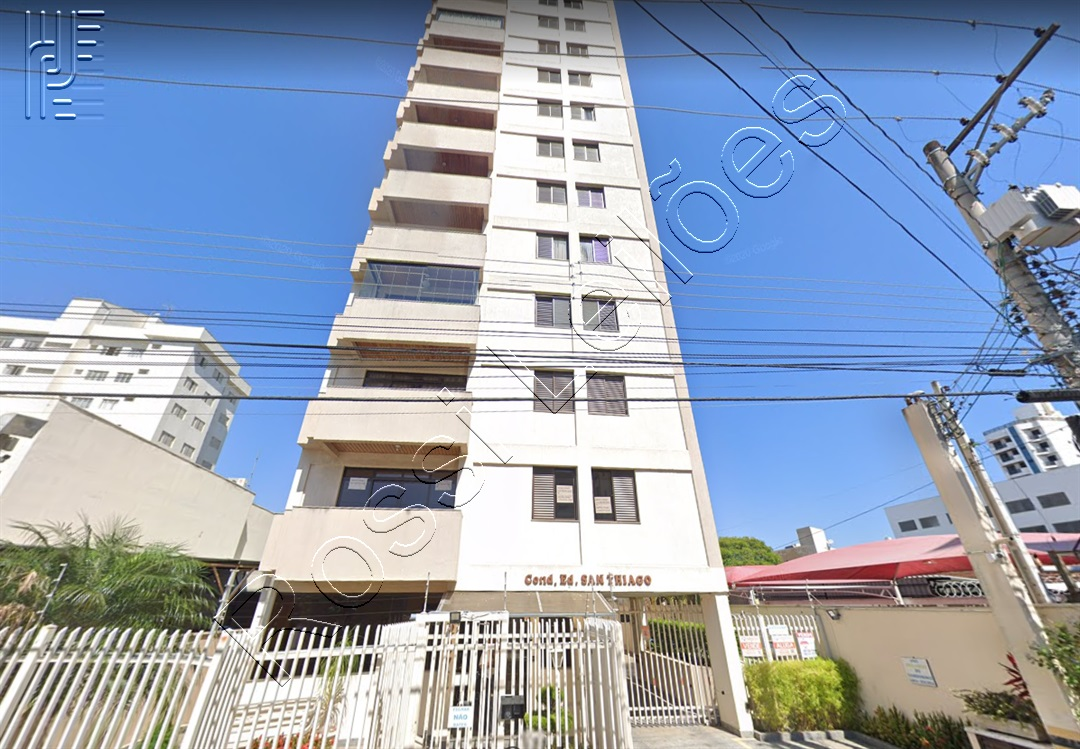 Apartamento com área total de 133.09 m² em Taubaté/SP