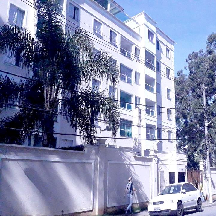 Apartamento com área total de 138,38m² no Butantã/SP