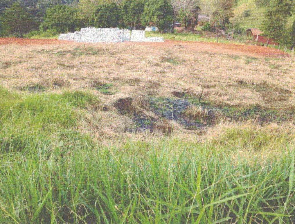 Direitos sobre a fração ideal de 1.500,00m² de área agrícola em Atibaia/SP