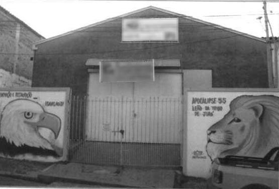 Galpão e edícula com área de 275 m²  em Osasco/SP