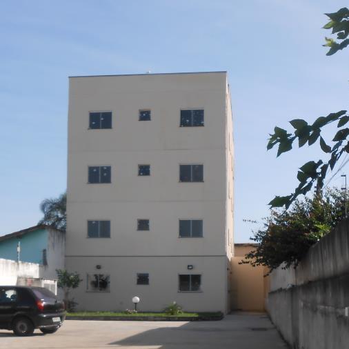 Unidade 07. de prédio residencial, área total de 61,52 m², TAUBATÉ /SP