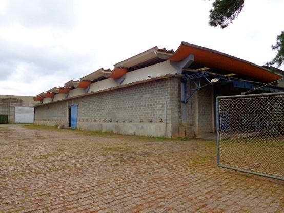 Galpão Industrial com área de 34.615,15 m²