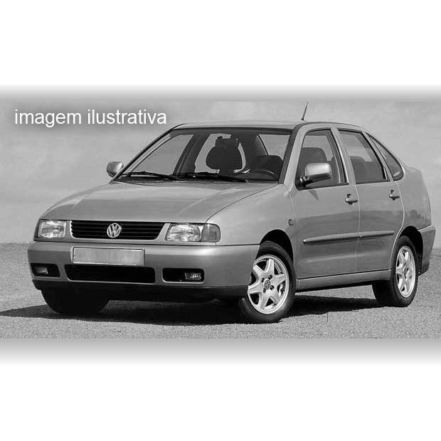 VW Polo Classic 1.8 MI - Ano 1999