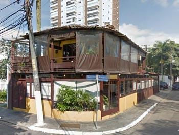 Prédio Comercial (atualmente restaurante) em São Paulo/ SP