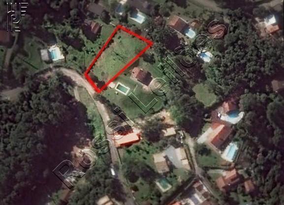 Terreno de 1.674,00 m² em Mairiporã/ SP