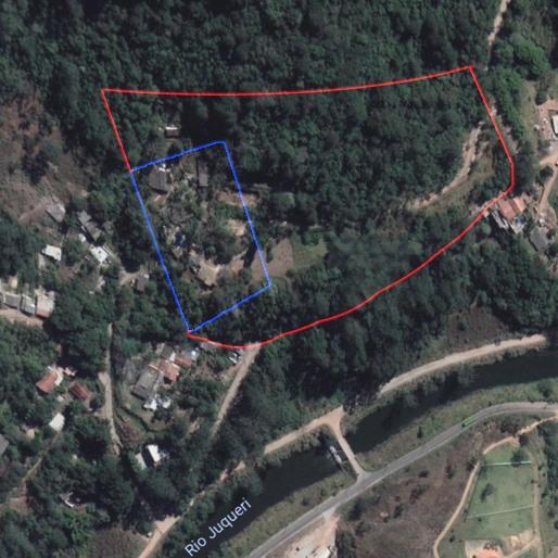 Terreno com Área de 134.119 m²