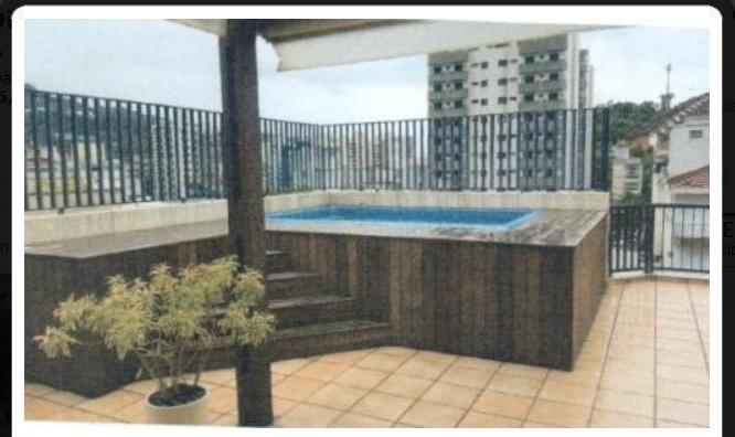 Cobertura de Apartamento - 126,30 m² - Guarujá/ SP