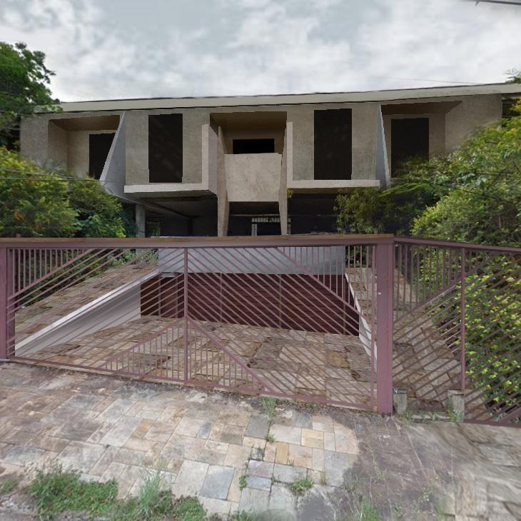 Casa no Butantã em terreno de 2.113,00 m²