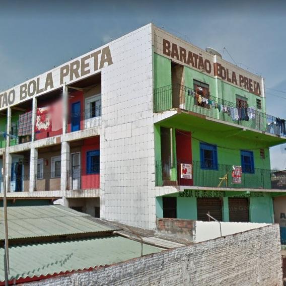 Prédio Comercial com 800 m² de área construída